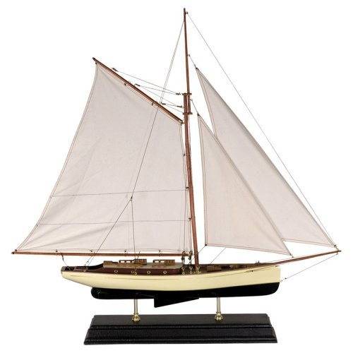 Authentic Models 1930's Classic Yacht - Large
