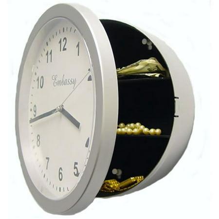 Tbo-Tech DS-WALLCLK Wall Clock Diversion Safe ()