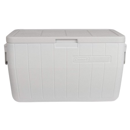48 Quart Inland Performance Series Marine Cooler, UVGuard material helps protect your cooler from the sun