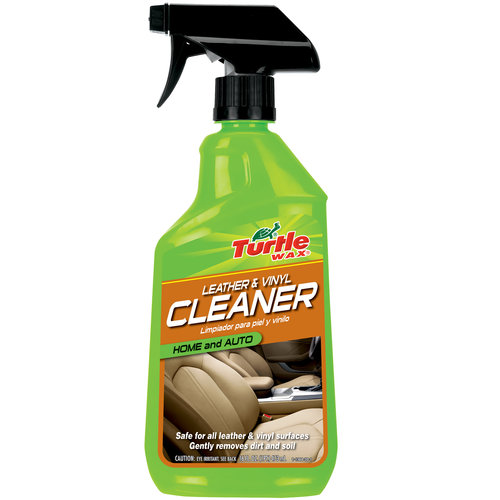 Turtle Wax Leather and Vinyl Cleaner, 16oz