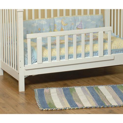 Child Craft Logan Toddler Bed Rails, Matte White - Walmart ...