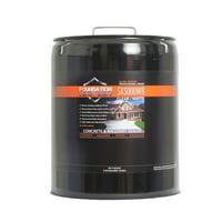5 Gallon Armor SX5000 WB Silane Siloxane Penetrating Concrete Sealer and Masonry Water Repellent