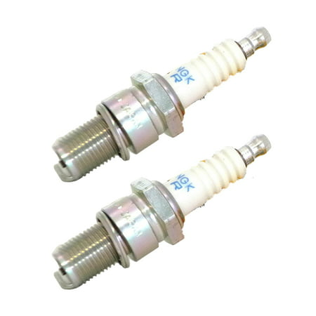 Ngk Spark Plug Pack - NGK 2 Pack Spark Plug CMR6A-2PK