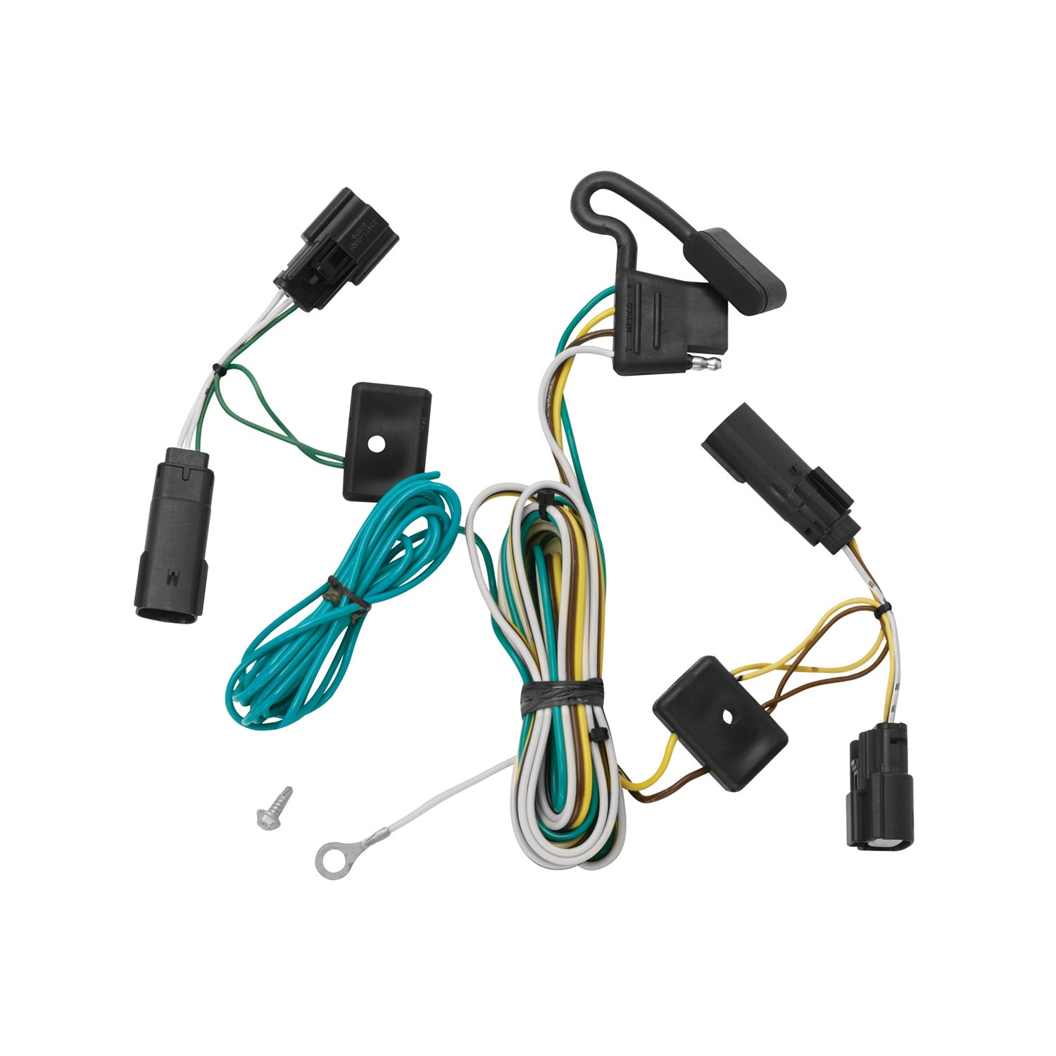 Tow Ready 118434 Wiring T-One Connector 07-09 Outlook