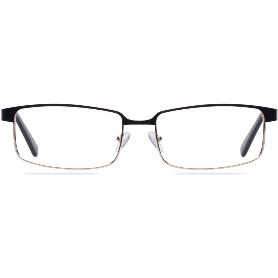 fatheadz eyewear mens prescription glasses vito black walmartcom