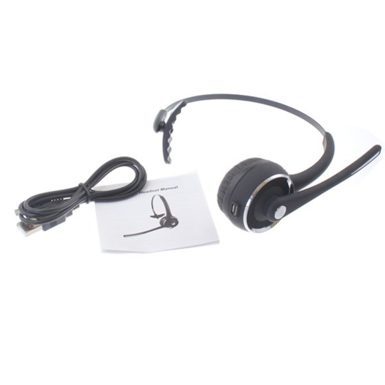 36510443309 Over-the-Head Wireless Headset Boom Mic Compatible With Motorola Moto Z  Play Droid X4 G6 Play G5 PLUS (XT1687) G4 Play E5 Play E4 PLUS, Maxx 2 -  NABI XD ...