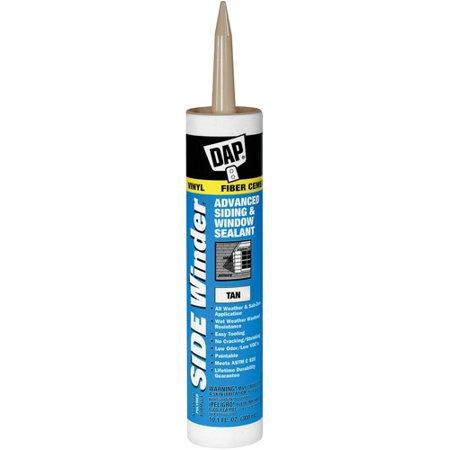 Dap 00810 Tan Side Winder Advance Polymer Siding and Window Sealant ()