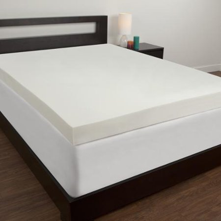Comfort memories twin xl size dorm memory foam mattress topper Memory foam mattress topper twin