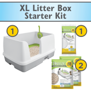 Best Litter Boxes - Purina Tidy Cats Breeze All-in-One Odor Control Review