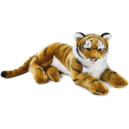 Lelly National Geographic Plush  Tiger