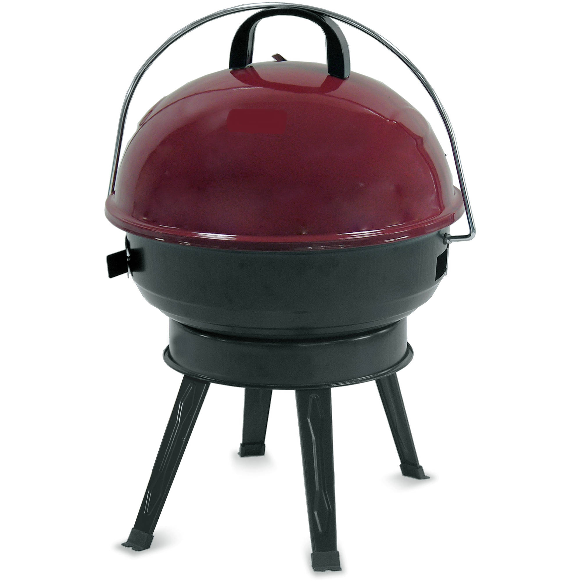 "14.5"" Portable Charcoal Grill"