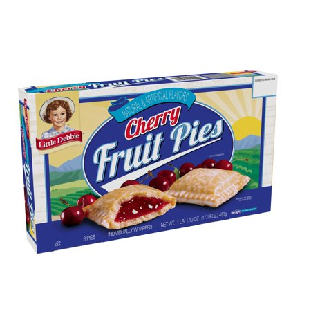 Little Debbie Cherry Fruit Pies - 8ct/18.04oz