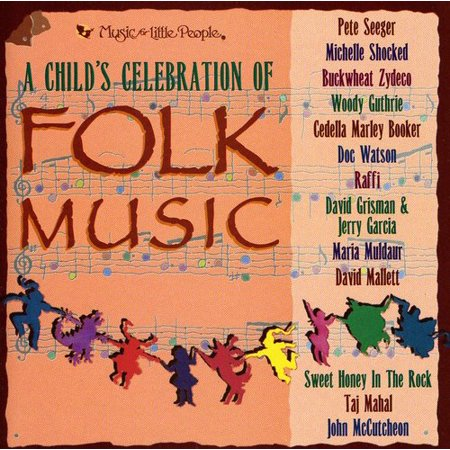 Child's Celebration of Folk Music / Various - Halloween Celebration Music