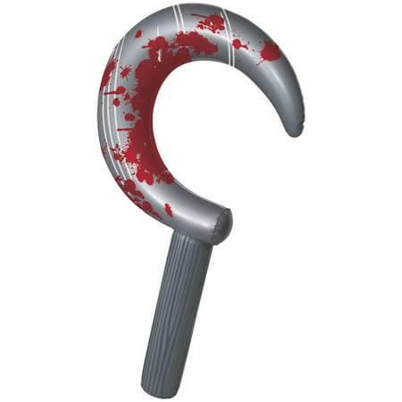 "24"" Inflatable Sickle Halloween Decoration"