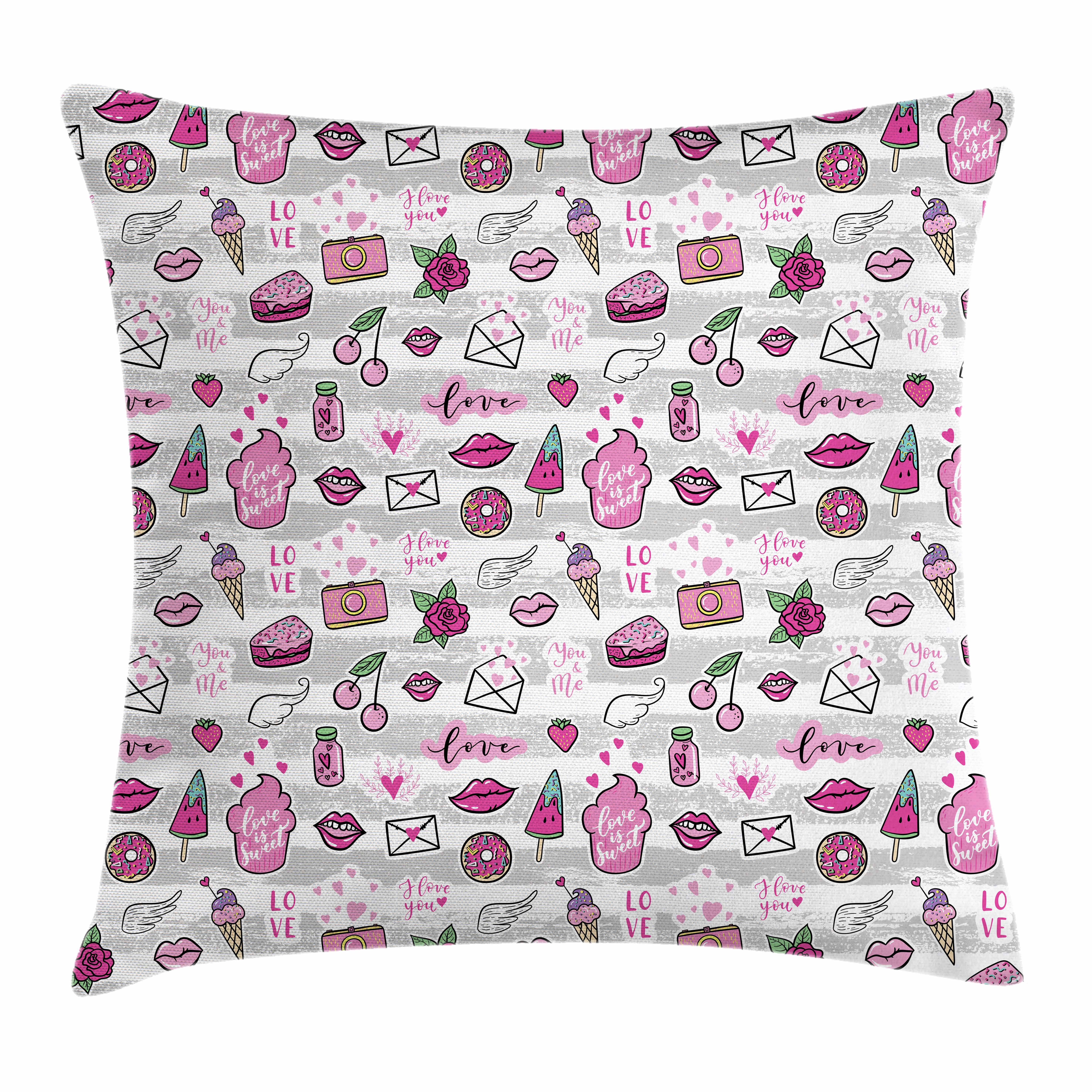 how a diy pink pillow throw pillows to watermelon make pale