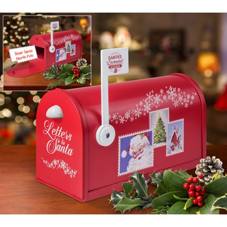 Santa's Enchanted Mailbox -