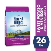 Natural Balance L.I.D. Limited Ingredient Diets Sweet Potato & Venison Formula Dry Dog Food