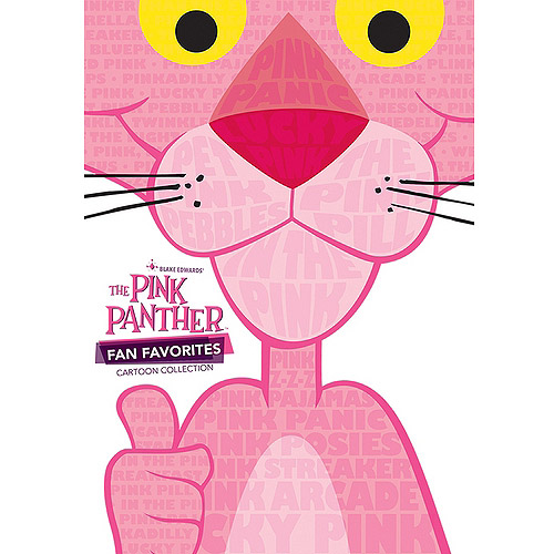 Pink Panther Fan Favorite Cartoon Collection