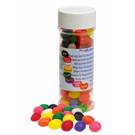 Candy-Easter Jelly Bean Prayer-Bottle (3.5 - Jelly Bean Prayer