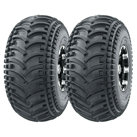Set of 2 New WANDA ATV Tires 22X11-8 4PR  - 10135