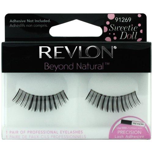 Revlon Beyond Natural Professional Eyelashes, 91267 Sweetie Doll, 1 pr