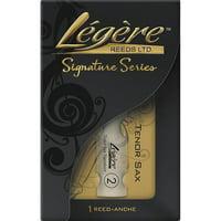 Legere Signature Series Tenor Saxophone Reed Strength 2