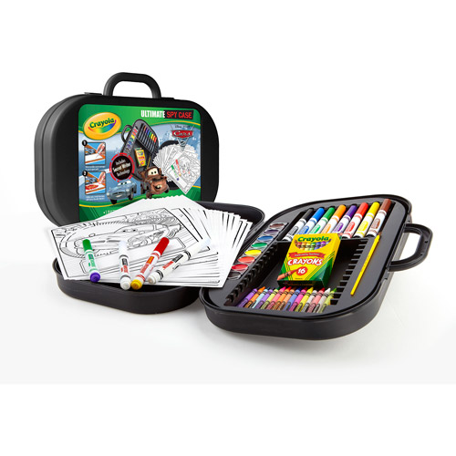 Crayola Disney Cars 2 Ultimate Art Kit