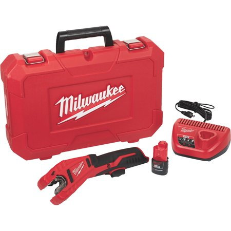 Copper Tubing Kit - Milwaukee M12 Lithium-Ion Cordless Pipe Cutter