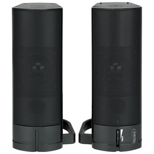 Digital Innovations Acoustix 4330200 2.0 Speaker System 15000hz - 3w