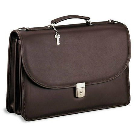 Jack Georges Platinum Triple Gusset Flap with Open Back - Single Gusseted Flap