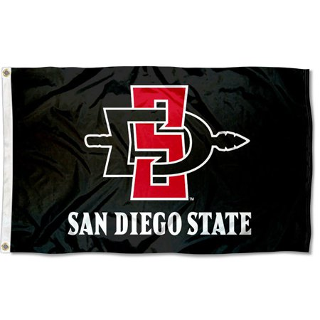 San Diego State University Aztecs Flag