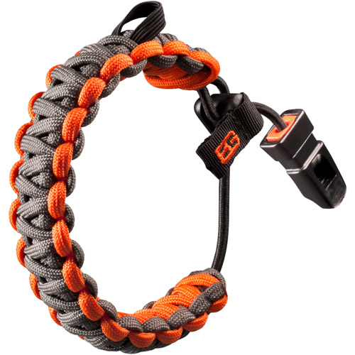 Gerber Bear Grylls Survival Bracelet with Paracord and Whistle