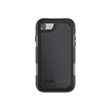 Griffin Survivor Extreme for iPhone 7, Maximum drop protection and rain-proof case for iPhone