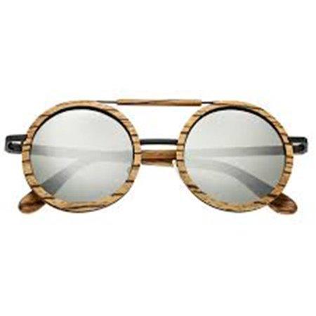 - earth wood sunglasses esg003z bondi unisex sunglasses, khaki