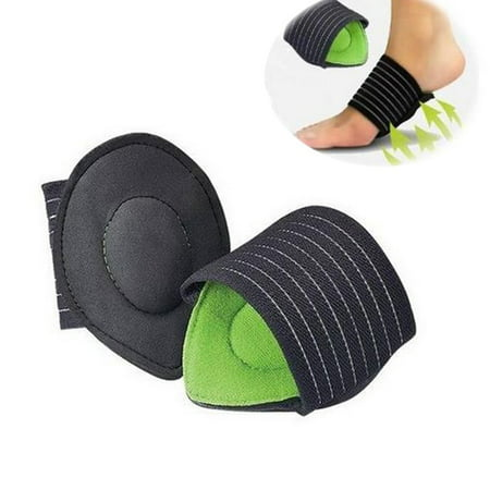 Aptoco 1 Pair Foot Cushioned Arch Support Helps Decrease Fasciitis Aid Plantar Fasciitis Pain