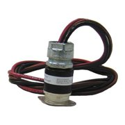 BRISKHEAT TD101X-075 Thermostat Controller,Auto On/Off,25A,0-277V,Conduit