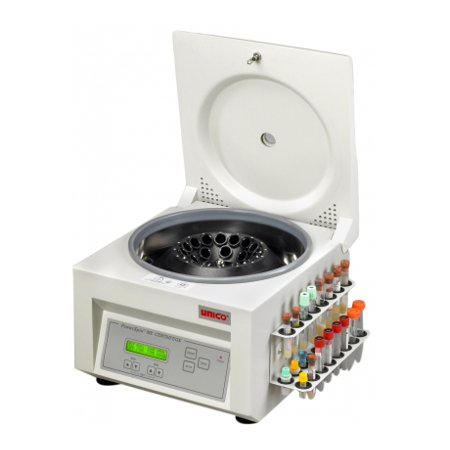 UNICO PowerSpin MXD Centrifuge, 24 Places with 60 min digital timer, varia
