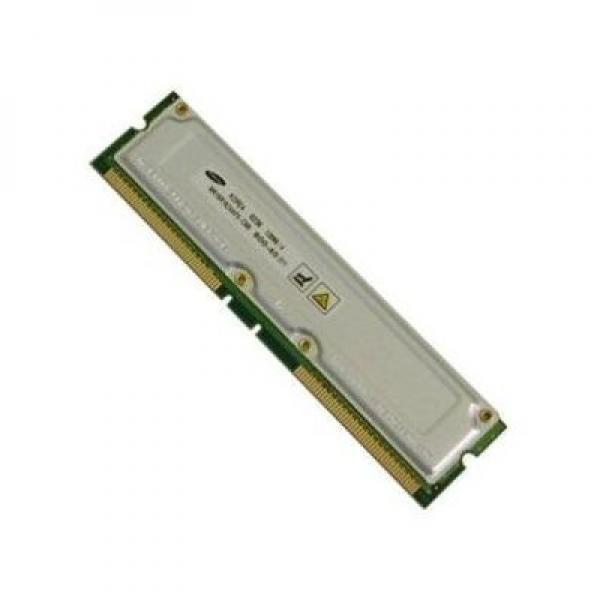 256Mb Samsung ECC PC800 Rambus RDRAM module