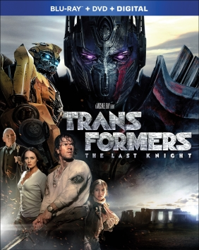 Transformers: The Last Knight (Walmart Exclusive) (Blu-ray + DVD + Digital) by