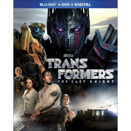 Transformers: The Last Knight (Walmart Exclusive) (Blu-ray + DVD + - Two Face From Dark Knight