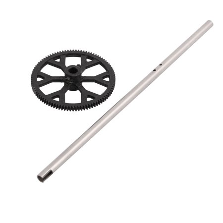 Set 8088 Aircraft RC Helicopter DIY Assembly Spare Parts Upper 48MM Gear - image 2 de 3