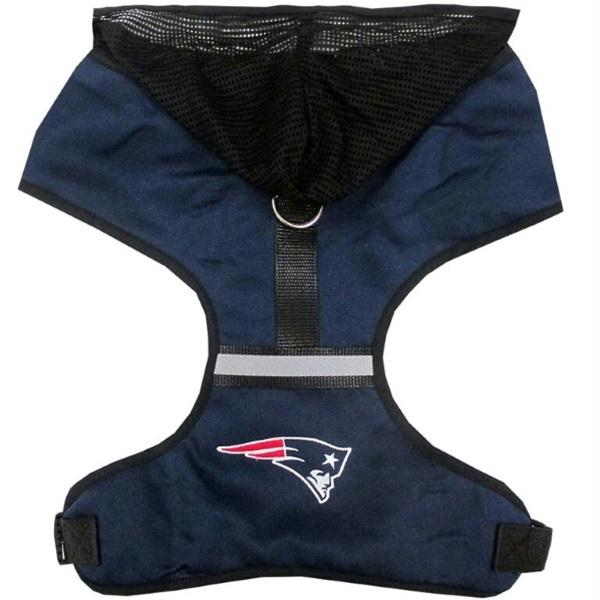 New England Patriots Dog Hoodie Harness
