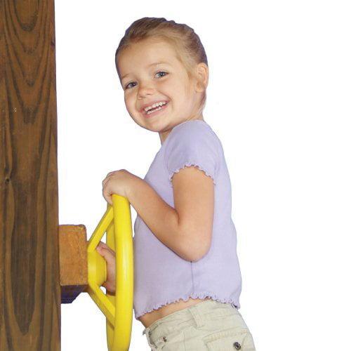 Juguetes Exterior Para Niños Volante de swing-n-Slide + Swing-N-Slide en Veo y Compro