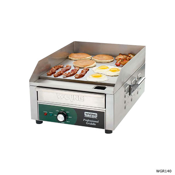 Waring CountertopStainless Steel Electric Griddle