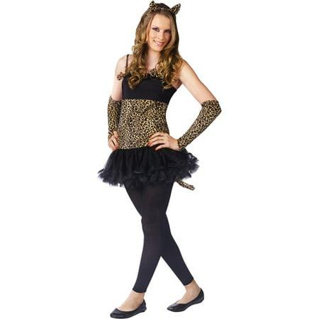 Wild Cat Teen Halloween Costume - One Size Teen 0-9 ...