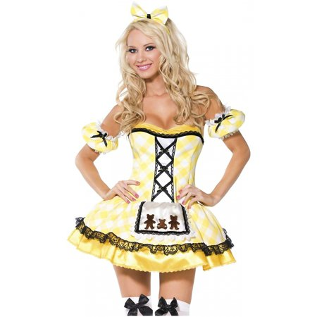 Goldilocks Adult Costume - - Goldilocks Costume Adults
