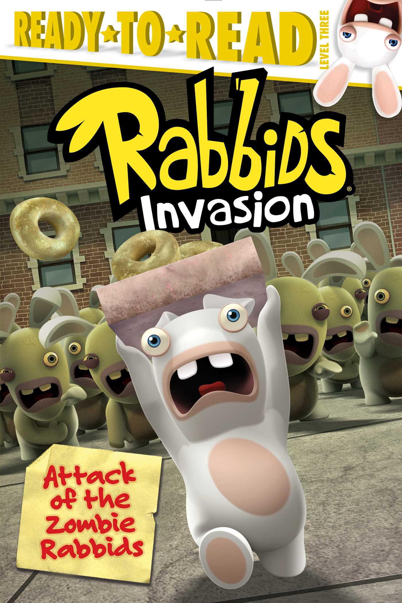 Attack of the Zombie Rabbids by Simon Spotlight
