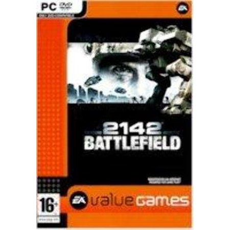 Battlefield 2142 (PC DVD Game) The Future of War (Back To The Future The Game 2)