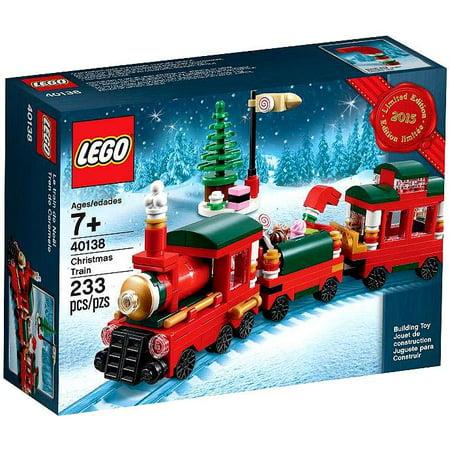 Lego Christmas.Lego Christmas Train Set 40138