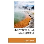 The Problem of Evil: Seven Lectures